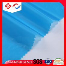 10D nylon taffeta 500T fabric CIRE FINISH Downproof Ultra-light RIPSTOP Fabric