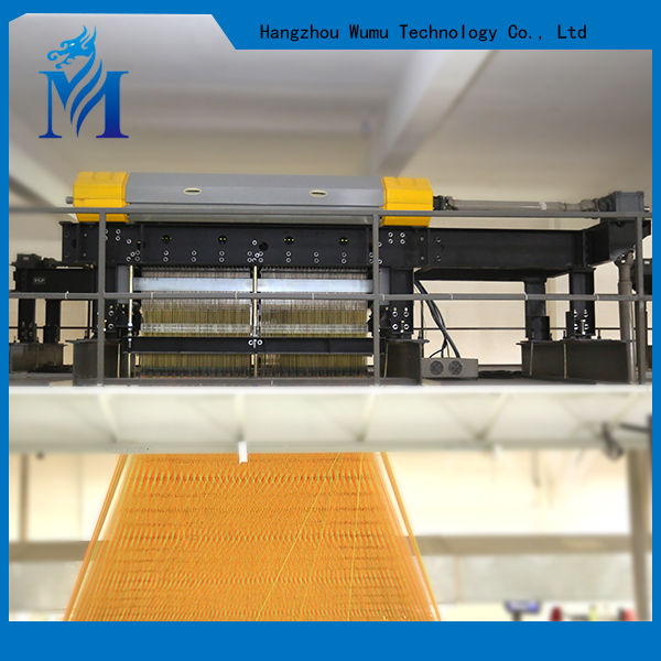 High speed automatic Electronic jacquard water jet loom weaving machine