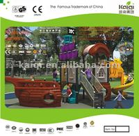 Updated KAIQI Pirate ship series outdoor playground/fun amusement park games for kids