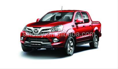 FOTON brand 4x4 double cap pickup truck for sale
