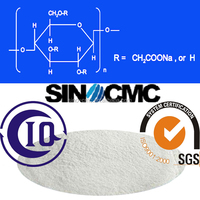 Food grade sodium CMC used in diary industry/jam/sauce