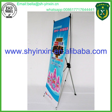 Exhitition Ukuran Extensible X Banner Stand 80*180cm