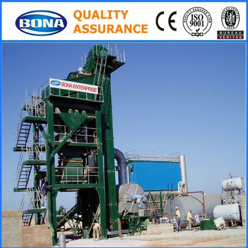 Barber Green China Best Continuable LB1200 Asphalt Mixing Station