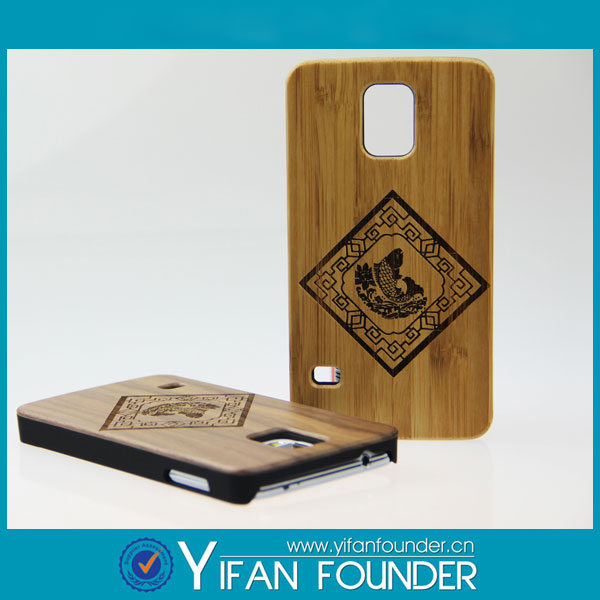 Wood Case Cover for Samsung Galaxy S5 i9600 ,wood phone Case for samsung