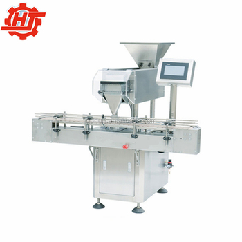 JS-8 New high-speed automatic capsule and tablet counting and filling machine capsule counter with PLC