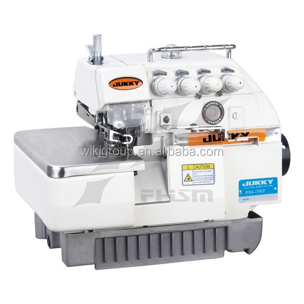 5 thread overlock sewing machine