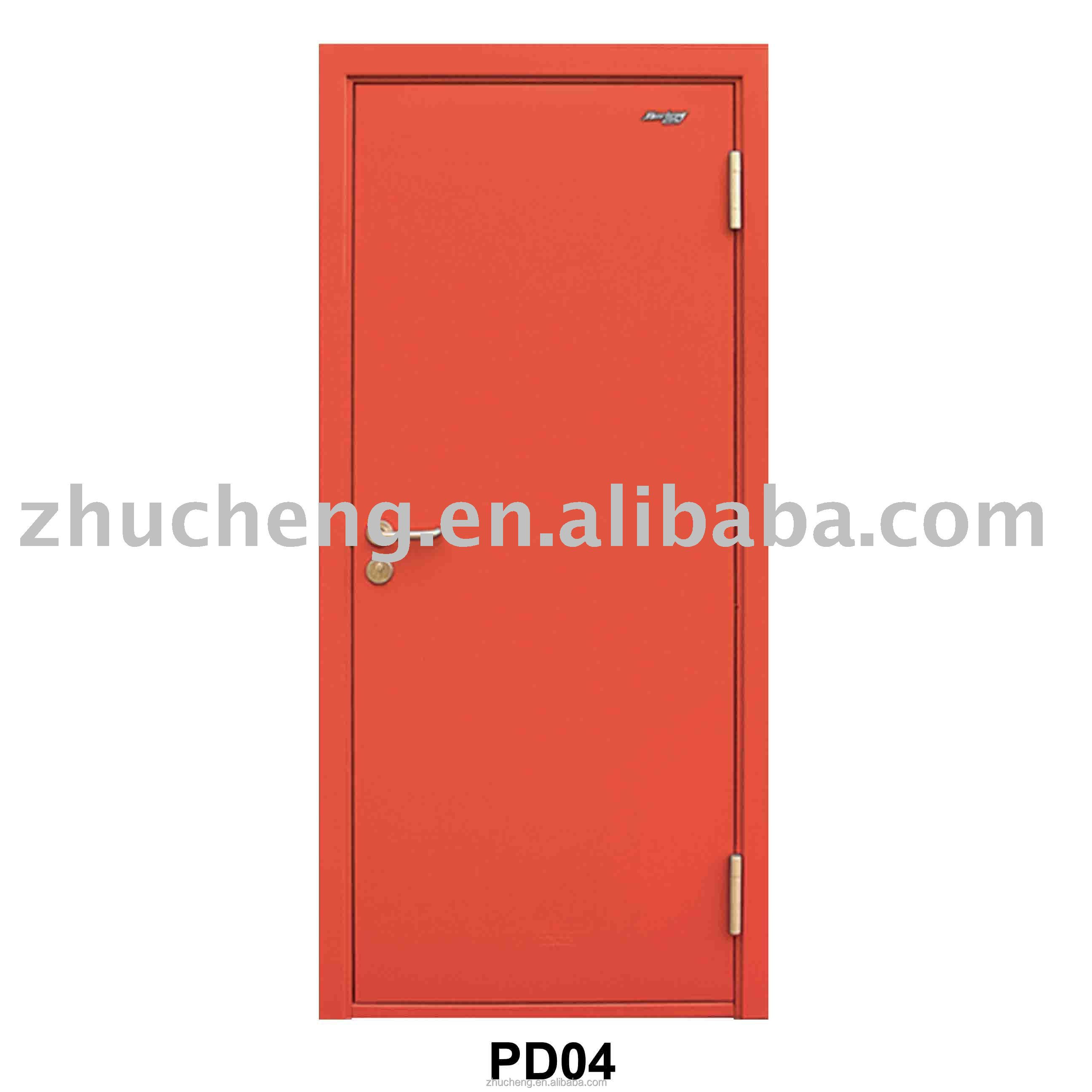 UL Approbed Steel Fire Rated Door