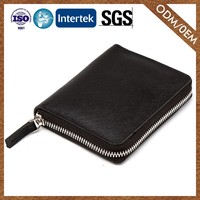8 Years Manufacturer Customization Casual Newest Model Leather Purse And Wallet