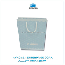 Manufacturer Gift and Shopping Paper Bag Oem Factory Customized Printed logo for Baby