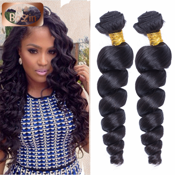 Wholesale hair weave distributors,100 human hair,Bohemian curl human hair weave