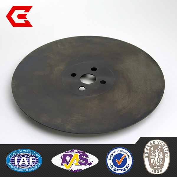 HSS Azoted Coated color saw blades