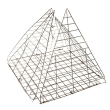 America market fully collapsible triangle Steel Crab Trap