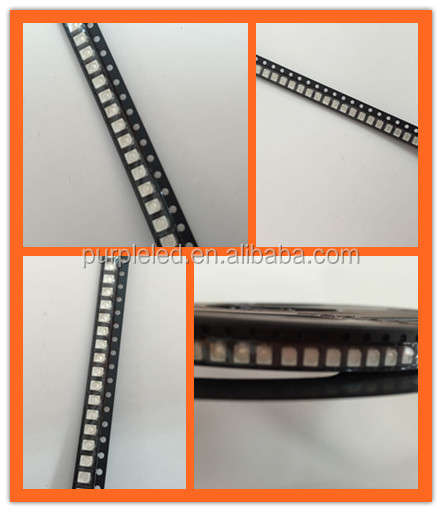 Plastic core for tape single core 5050 smd uv led 395nm