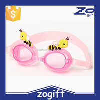 ZOGIFT High quality wholesale water sports kids swimming goggles/children swimming glasses