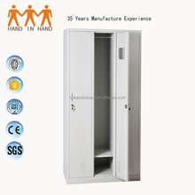New style bedroom 3 door metal wardrobe godrej almirah designs with price