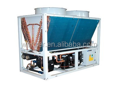 eat pump air source chiller industrial environmental air coolers new type water conditioner