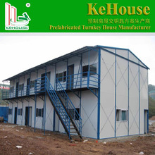 China fast installation prefabricated villa for sale hurghada