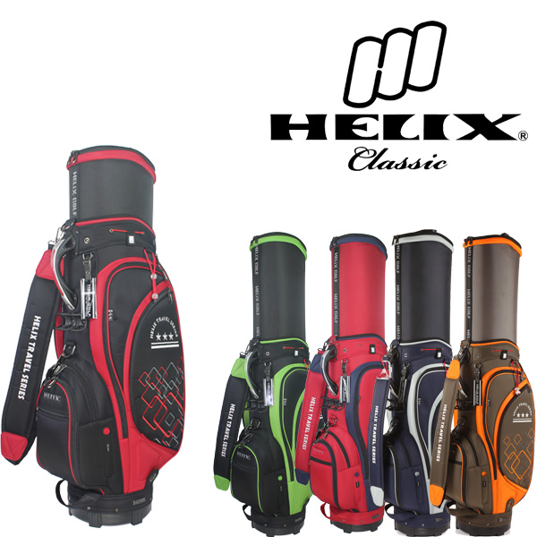 Helix Golf Hard Sided Travel Cover Case ,golf traveling bag with wheels, Golf club Travel Cover