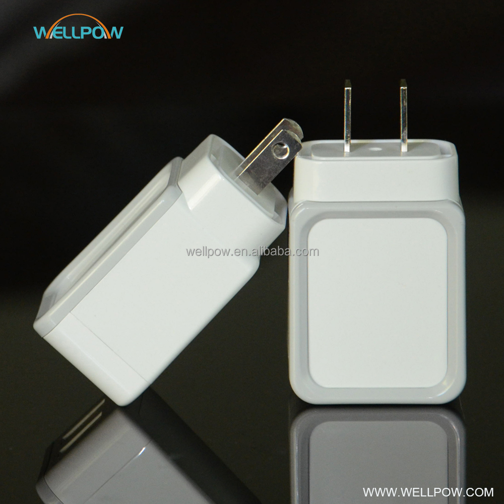 USB Wall Charger US/EU Standard For iPhone 4S 4 3GS 3G iPod AC USB Power Adapter