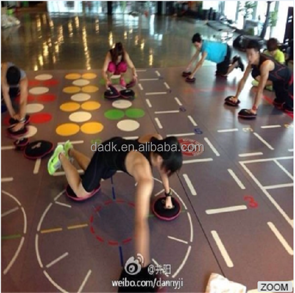 High Quality Gym Flooring For Sports Fitness