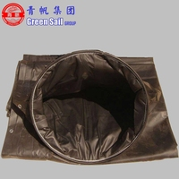 Customized Fire Proof Flexible Tarpaulin Air Ventilation Duct Tube