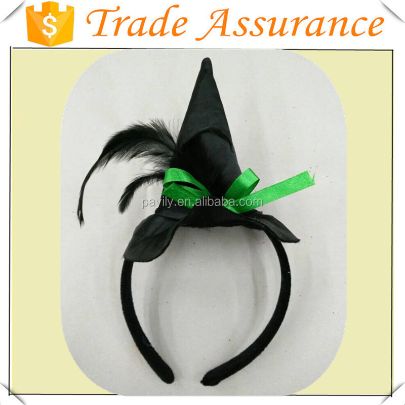 Party Carnival Halloween head band/headband accessories/witch Headband