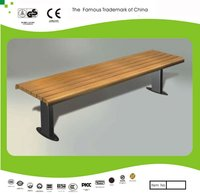 Quality Leisure Bench & Wooden Garden Bench