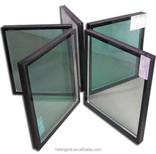 Double glazed Low-E tempered insulated faceade glass