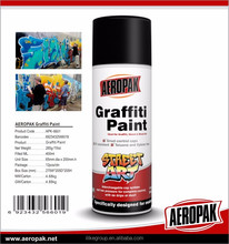 China Manufacturer Graffiti Spray Epoxy Paint With SGS And MSDS Support Private Label
