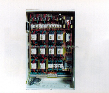 Electrical box for tower crane (control panel)
