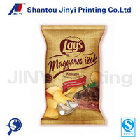 custom printed flexible packaging aluminium foils for crisps