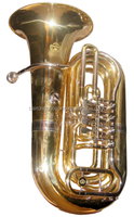 keful bb tone bass tuba brass wind instrument for sale