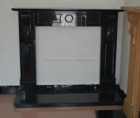 China manufacturer marble fireplaces
