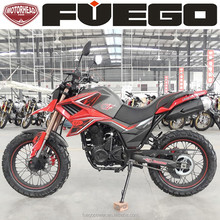 Enduro Crossover Motorbike TEKKEN Dual Sports 6 Speed Motorcycle 250cc