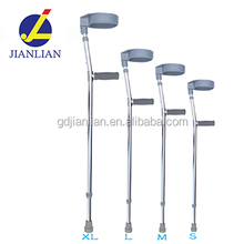 JL Health Care Aluminum Adjustable Elbow Crutch JL933L