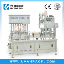 Electric Driven Type Garlic Oil Filling&Capping Machine Line20-12D