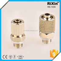 RX-1035 MINI HOSE QUICK COUPLER BRASS FITTINGS 2015 zzzzz