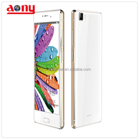 5.5 inch IPS Fingerprint unlock quad core smart phone ,2.5D Curve Glass both of front&back 4G smart phone