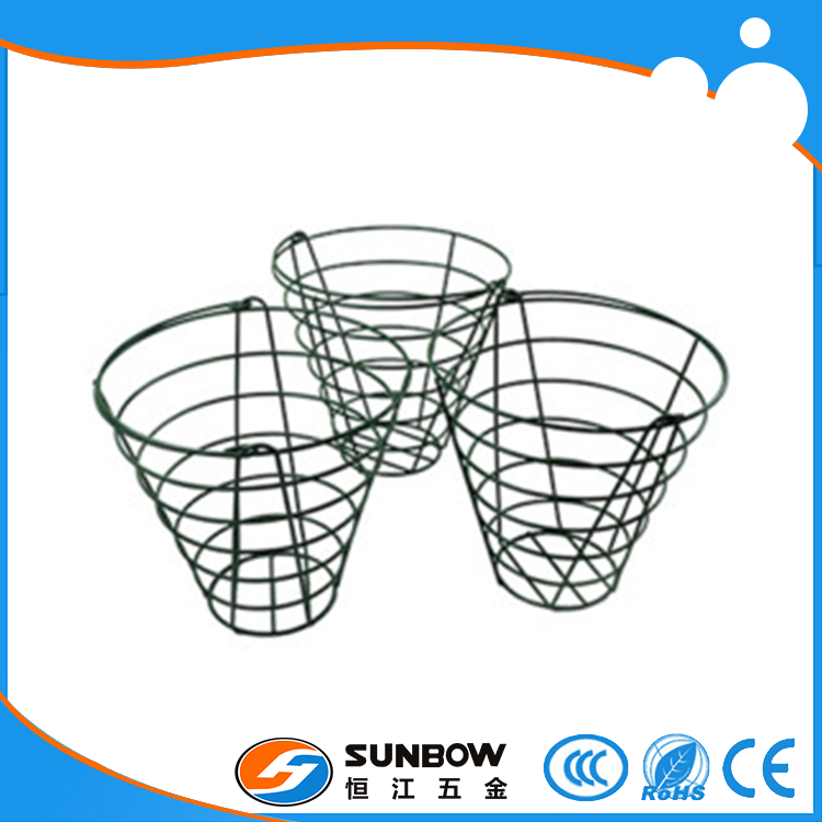 OEM iron steel golf ball wire basket for balls