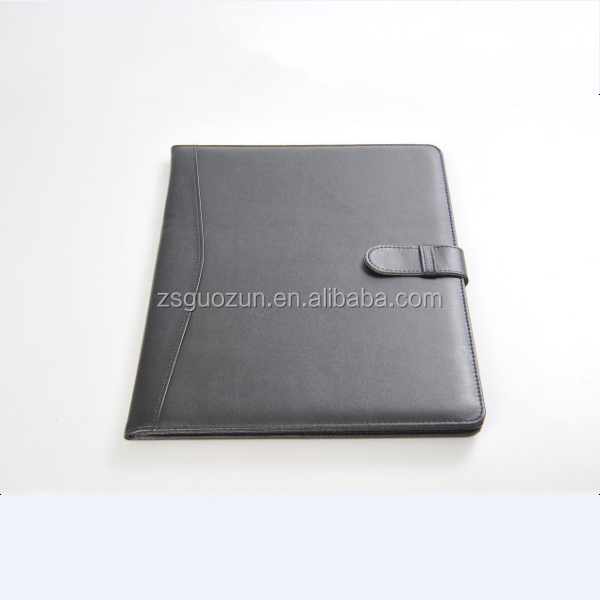Professional A4 Document Holder /Portfolio Holder with Memo Pad