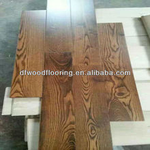 Hand-curved American Ash Hardwood & Solid Wood Flooring