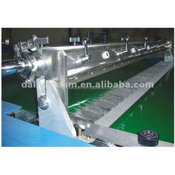 Painting Machine after glass coating