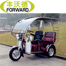multipal color choice china three wheeler with cover
