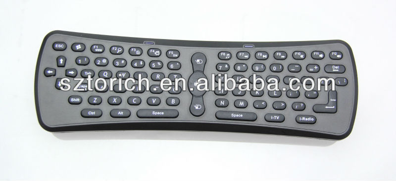 RC 11 air mouse applied to TV, DVB,smart TV, player