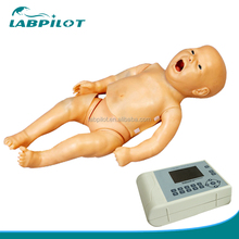 Advanced Infant Heart and Lung Auscultation and Nursing Baby Manikin