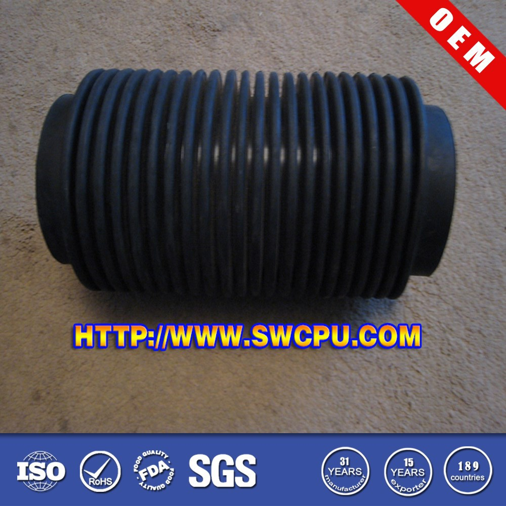 Oil Resistant Flexible Accordion Rubber Bellows