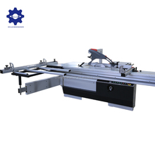 ZD400 Timber Cutting Machine saw table 3000mm saw blade 45 Degrees Precision Sliding Table Saw For Woodworking