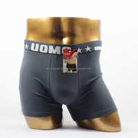 Professionally producing various solid colors mens 100% polyester briefs for uomo