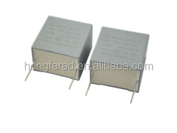 Good price Metallized polypropylene film A.C. capacitor for capacitive divider CBB62B MKB