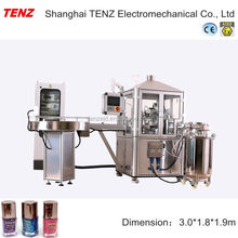 New product Discount nail polish homogenizing machine